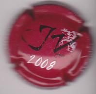 Capsule Champagne VIGNIER Jean ( 1 ; Millésime 2008 ) {S11-19} - Champagne