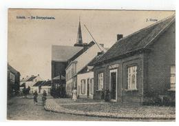 Lint  Linth  -  De Dorpplaats 1910 - Lint