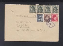 Tschechien Brief 1945 Netomysl - Briefe U. Dokumente
