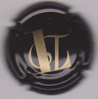 Capsule Champagne LACROIX_TRIAULAIRE ( 37 ; Noir Et Or ) {S11-19} - Champagne