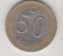 @Y@  Turkije    50  Yeni   Kurus   2005    (4727) - Turquie