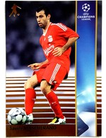 Javier Mascherano (ARG) Team Liverpool (ENG) - Official Trading Card Champions League 2008-2009, Panini Italy - Singles