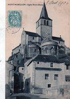 MONTMORILLON  L'église - Montmorillon