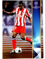 Luis Perea (COL) Team Atletico (Espana) - Official Trading Card Champions League 2008-2009, Panini Italy - Singles