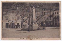 Briga Marittima (Cuneo) - Piazza Nizza - Cuneo