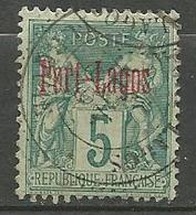 PORT-LAGOS N° 1 OBL TB - Used Stamps