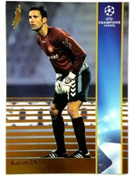 Karim Zaza (MRC) Team Aalborg (Denmark) - Official Trading Card Champions League 2008-2009, Panini Italy - Singles