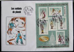 FRANCE - 2012 - PJ 4665 - LES SOLDATS DE PLOMB - FDC
