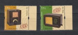 Moldova Moldawien MNH** 2019  Nostalgie Radio  Mi 1085-86 - Moldawien (Moldau)