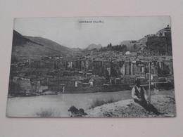 SISTERON ( Sud-Est ) > TOURING Hôtel > Anno 1923 ( Voir Photo Details ) ! - Sisteron
