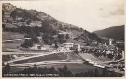 CARTOLINA - CUNEO - CASTELDELFINO M. 1296 ( VALLE VARAITA ) - VIAGGIATA - Cuneo