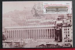 FRANCE - 2012 - PJ 4696 - PALAIS DE JUSTICE HISTORIQUE DE LYON - FDC
