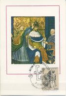 ITALIA - FDC MAXIMUM CARD 1982 - EUROPA - CARLO MAGNO - ANNULLO SPECIALE - Maximum Cards