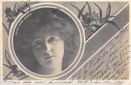 Spectacle LAURA HERPE CREWS ( Artiste) ETAT= Voir Description  ( Style Art Nouveau Edition S.I.P ) *PRIX FIXE - Artistes