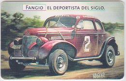 #01 - ARGENTINA-09 - JUAN MANUEL FANGIO - FORMULA-1 - CHEVROLET - Argentina