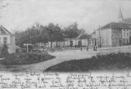 Louvain.  Porte De Namur. (scan) - Leuven