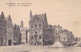 Brugge, Bruges, Jan Van Eyckplaats (pk56597) - Brugge