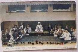Algier Ecole Arabe 1920 - Algeria