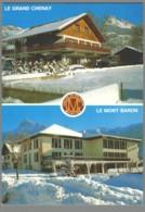 CPM 74 - Bernex - Le Mont Baron - Le Grand Chenay - Centre De Vacances Mercier - Non Classés