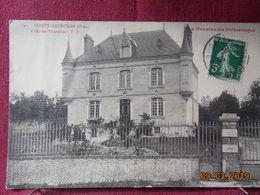 CPA - Saint-Gauburge - Villa Des Tourelles - France