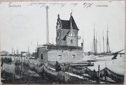Germany Stralsund Lotsenstation 1908 - Allemagne