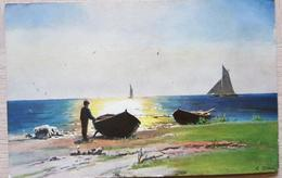 Serie 4007 5 Lumiere - Postcards