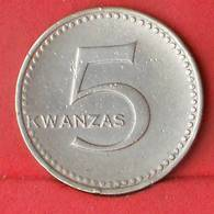 ANGOLA 5 KWANZAS 1977 -    KM# 85 - (Nº28128) - Angola