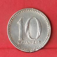 ANGOLA 10 KWANZAS 1977 -    KM# 86,1 - (Nº28129) - Angola