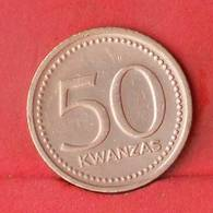 ANGOLA 50 KWANZAS 1978 -    KM# 91 - (Nº28131) - Angola