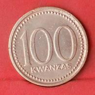 ANGOLA 100 KWANZAS 1991 -    KM# 92 - (Nº28132) - Angola