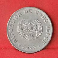 CAPE VERDE 50 CENTAVOS 1977 -    KM# 16 - (Nº28134) - Cabo Verde
