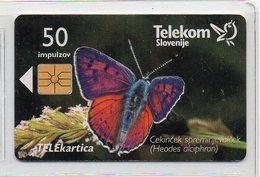 Telekom Slovenije 50 Imp. - CEKINČEK ... - Slovenië