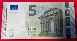 5 EURO Y004J1 GREECE Y004 J1 - DRAGHI - YA3564... - NEUF FDS UNC - EURO