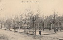 HERICOURT  Place Des Ecoles - Francia