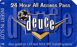 Paper The Deuce 24 Hour All Access Transit Pass - Other