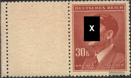 Bohemia And Moravia 109LW With Blank Unmounted Mint / Never Hinged 1942 Hitler - Bohemia & Moravia
