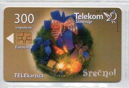 Telekom Slovenije 300 Imp. - SREČNO! - Slovenia