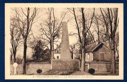 95. Villiers-le-Bel. Le Monument Aux Morts ( 1914-18 Et 1939-45) - Villiers Le Bel