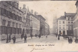 Antwerpen, Anvers, Longue Rue De L'Höpital (pk56640) - Antwerpen