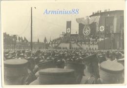 NSDAP - Treffen - Sturmabteilung (SA) - Nationalsozialistisches Kraftfahrkorps (NSKK) - Politische Leiter - Hoheitsadler - Krieg, Militär