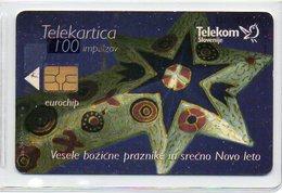 Telekom Slovenije 100 Imp. - SREČNO NOVO 1000LETJE - Slovenia