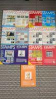 STAMPS MAGAZINE JANUARY 1988 TO DECEMBER 1988 (VOLUME 8 No. 1 TO VOLUME 8 No. 12) - Magazines