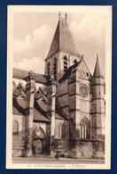 95. Villiers-le-Bel. L' église Saint Didier - Villiers Le Bel
