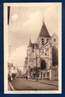 95. Villiers-le-Bel. L' église Saint Didier. Rue Gambetta - Villiers Le Bel