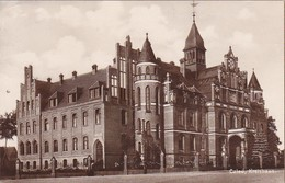 AK Calau - Kreishaus - 1935 (40017) - Calau