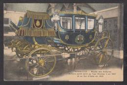95821/ TRANSPORTS, Versailles, Musée Des Voitures, Voiture Ayant Servi Au Tsar Nicolas II Et Au Roi D'Italie - Taxis & Fiacres