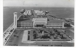 LUANDA  -  PRACA DO IMPERIO - Angola