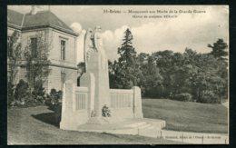 11734  CPA  SAINT-BRIEUC (22)  Monument Aux Morts De La Grande Guerre (Oeuvre Du Sculpteur RENAUD)   1926 - Saint-Brieuc