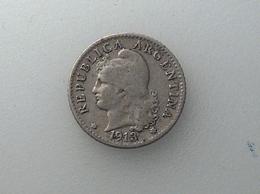 Argentine 5 Centavos 1913 - Argentine
