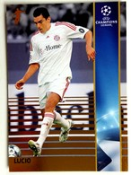 Lucio (BRA) Team Bayern Munchen (GER) - Official Trading Card Champions League 2008-2009, Panini Italy - Singles